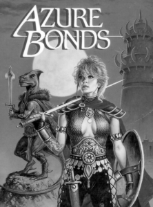 Azure Bonds (Kindle Paperwhite)
